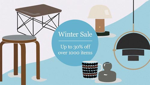 Winter Sale has begun – enjoy up to 30% off